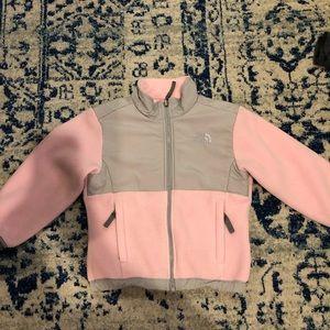 The North Face Fleece Jacket (Kids XS)